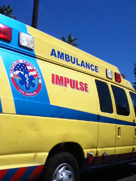 Impulse ambulance
