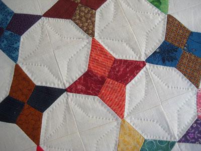 Quilted stars 9-13-11