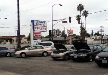 San Gabriel Automotive