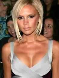 Posh cleavage