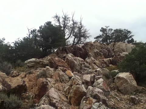 Rocky place