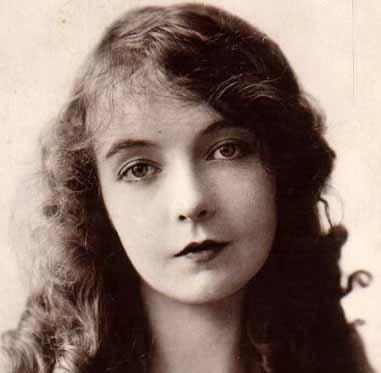 Lillian Gish young