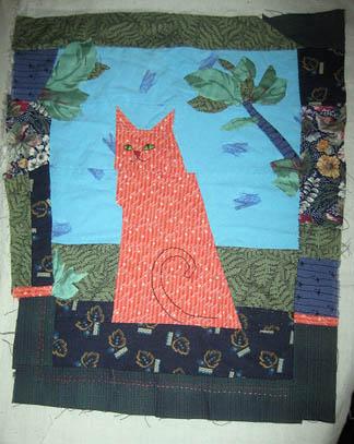 Orange cat 1-1-13