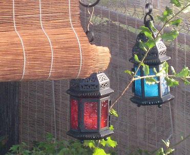 Moroccan lanterns 9-12
