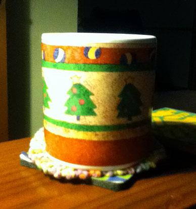 Christmas mug 2013